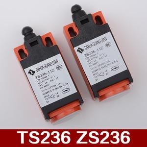 3pcs Escalator Buffer Switch Automatic Reset TS236 Manual Reset ZS236 Elevator Accessories
