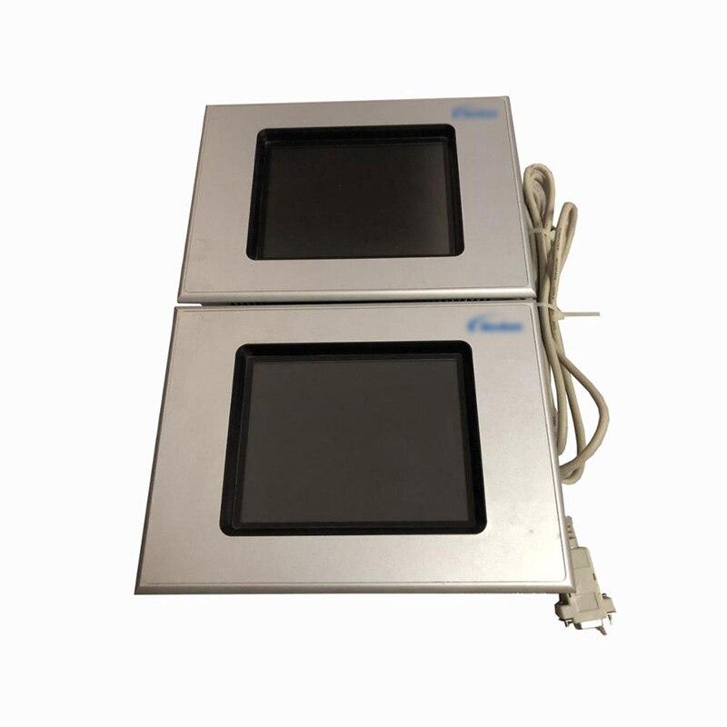 تستخدم في حالة جيدة شاشة تعمل باللمس XV-460-57TQB-1-1R-4