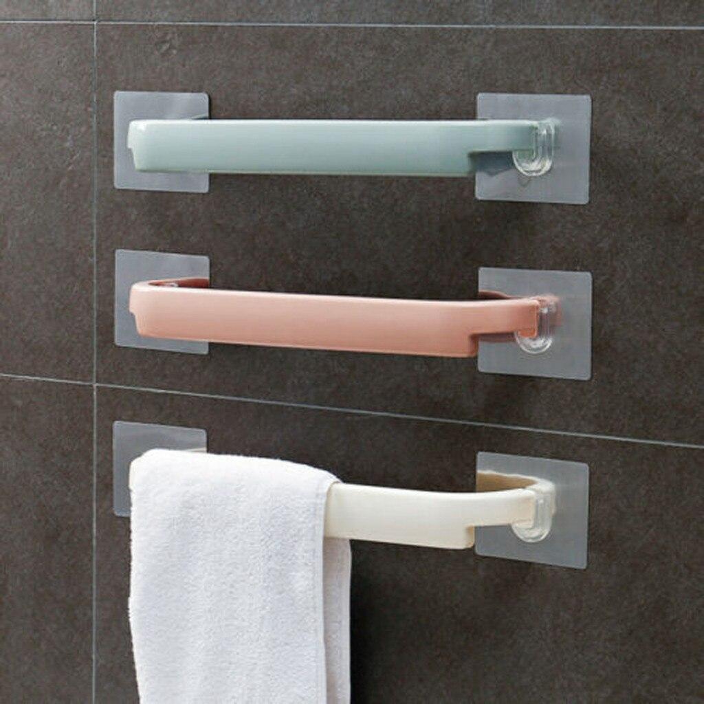 Toallero de baño de alta viscosidad pecado perforaciones de soporte de pared...