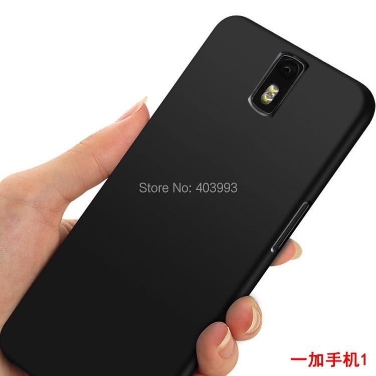 Funda para Oneplus 1 funda protectora de silicona suave para Oneplus 1/One Plus One A0001 TPU móvil caja del teléfono negro