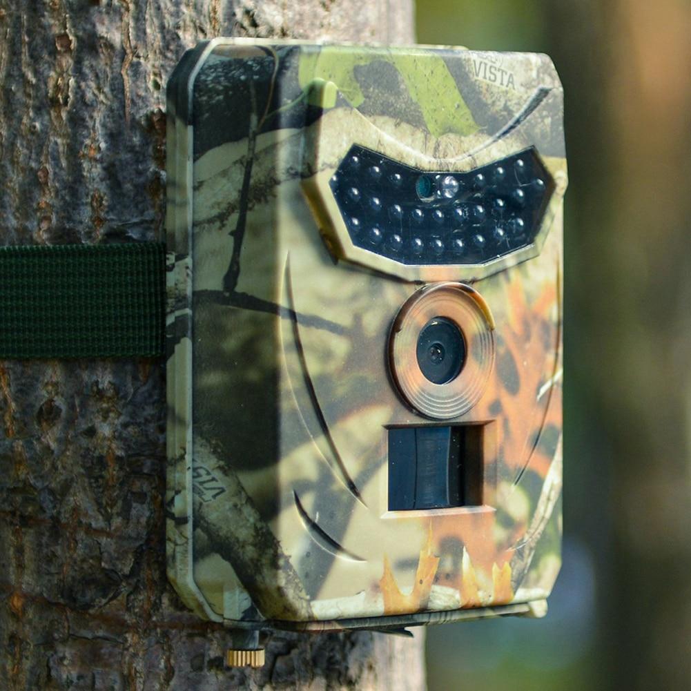 12MP Hunting Trail Camera Trap PR100 Digital Scouting Wildlife Photo Trap 940nm Night Vision Waterproof Video Hunter Game