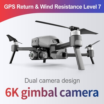 2021 M1 Pro 2 drone 4k HD mechanical 2-Axis gimbal camera 5G wifi 2