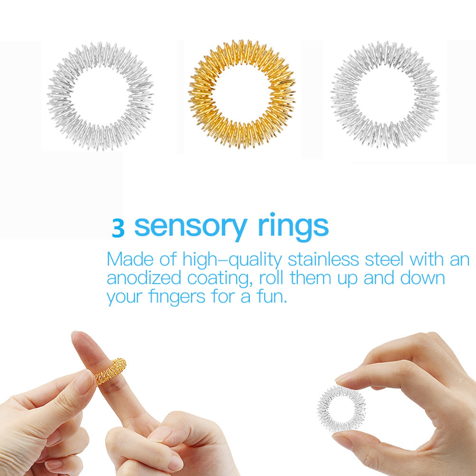 Relief Sensory Toys 10/24Pcs Pack Sensory Fidget Toy Reliever Net Wacky Tracks Stress For Kids Adults Hand To Knead Novelty Toy enlarge