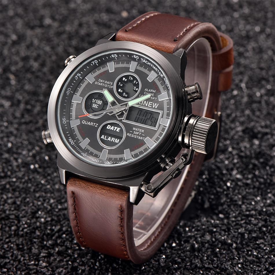 Quartz Wristwatch Luminous Men belt Watches Classic Calendar Mens Business Steel Watch Relogio Mascu