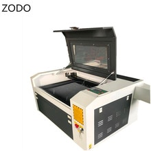 4060 50 Вт 60 Вт 80 Вт CO2 лазерная гравировальная машина 6040 лазер RUIDA машина для резки бамбуковой акриловой древесины фанеры кристалл Искусство ремесло