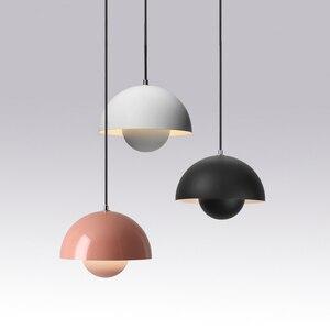 2021 New Pendant Light Macaron Restaurant Lighting Fixture Nordic Modern Designer Hanging  Living Room Aisle Kitchen Decor Lamp