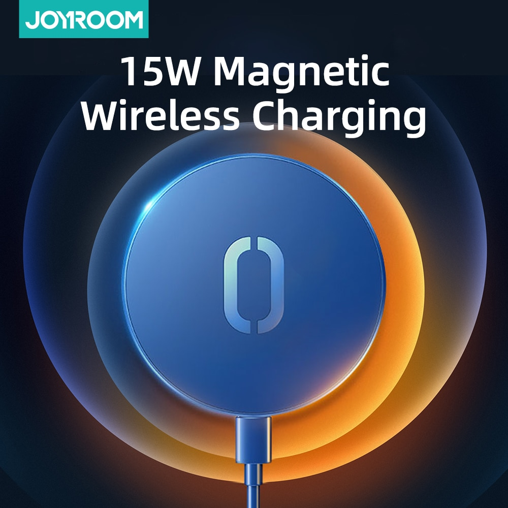 Magnetic Wireless Charging For iPhone 12 Pro Max Mini 15W Fast Charger For iPhone 11 XS X Wireless C