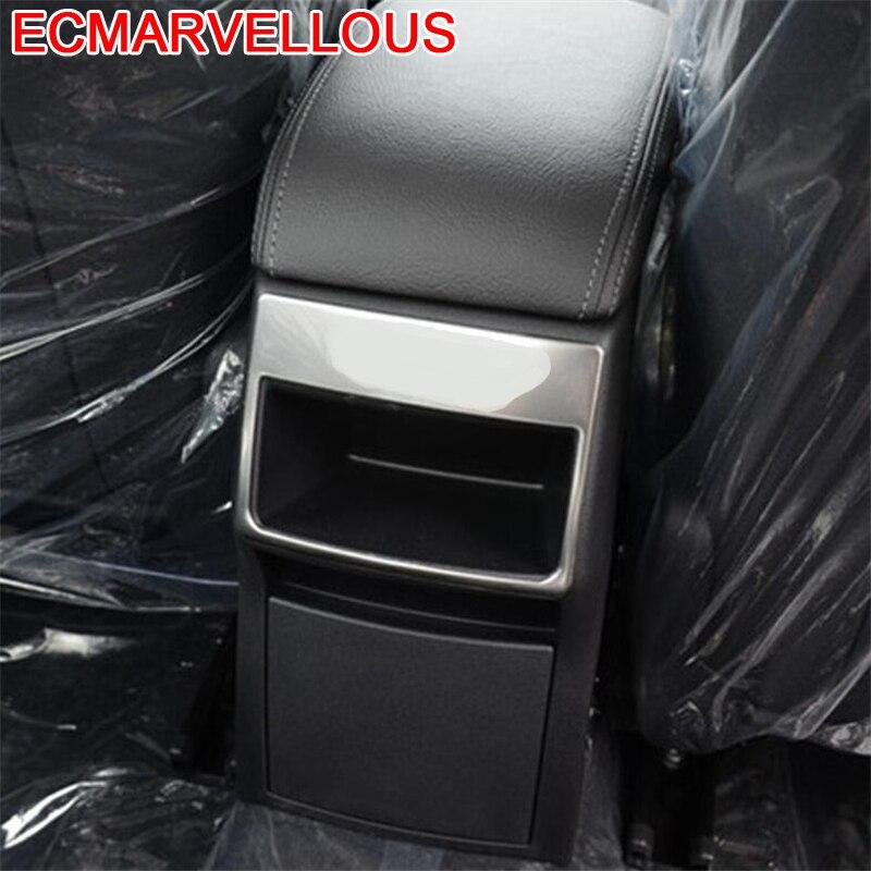 Decoración Interior de Coche, Accesorios de Coche, caja de almacenamiento automática para...