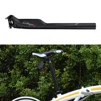 fixie gear carbon fiber ultra light matte texture bike carbon post for mtb