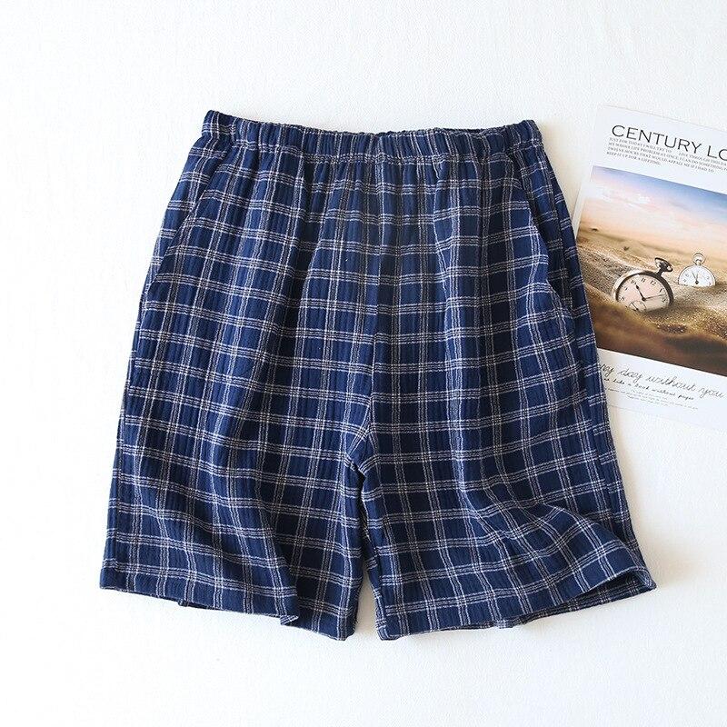 Sleep Shorts Pajama Shorts Lounge For Summer Cotton Material 21-510