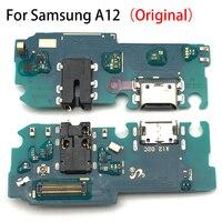 USB Charging Port Board Flex Cable Connector Parts For Samsung Galaxy A9 A7 2018 A920 A750F A01 A11 A12 A21 A21S A31 A41 A51 A71