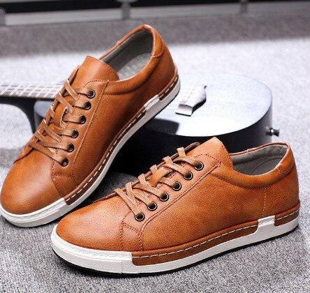 6445-new أحذية الخريف أحذية 5 الرجال أحذية قطنية أحذية رياضية غير رسمية المد الأحذية البرية حذاء أبيض الرجال