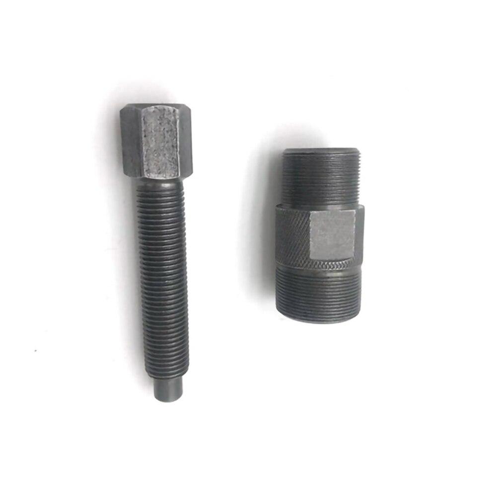 Новинка 27 мм и 24 мм магнитный маховик съемник ремонтный инструмент для GY6 50 125 150cc скутер вездеход доставка быстрая доставка Прямая поставка