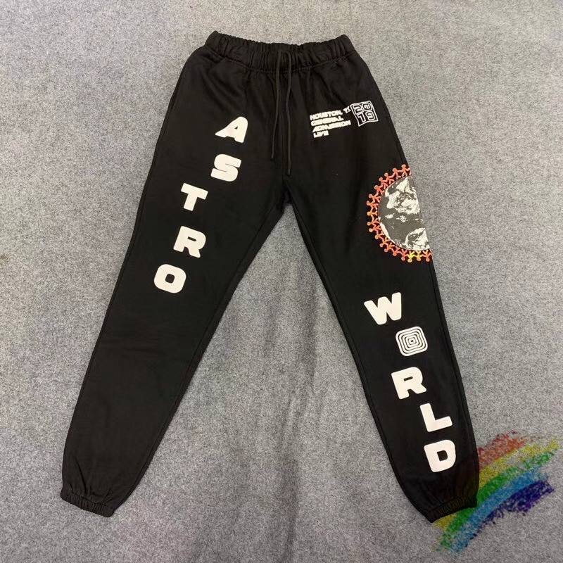 ترافيس سكوت كاكتوس جاك-بدلة رياضية للرجال والنساء ، ملابس رياضية ، Astroworld ، للركض ، برباط