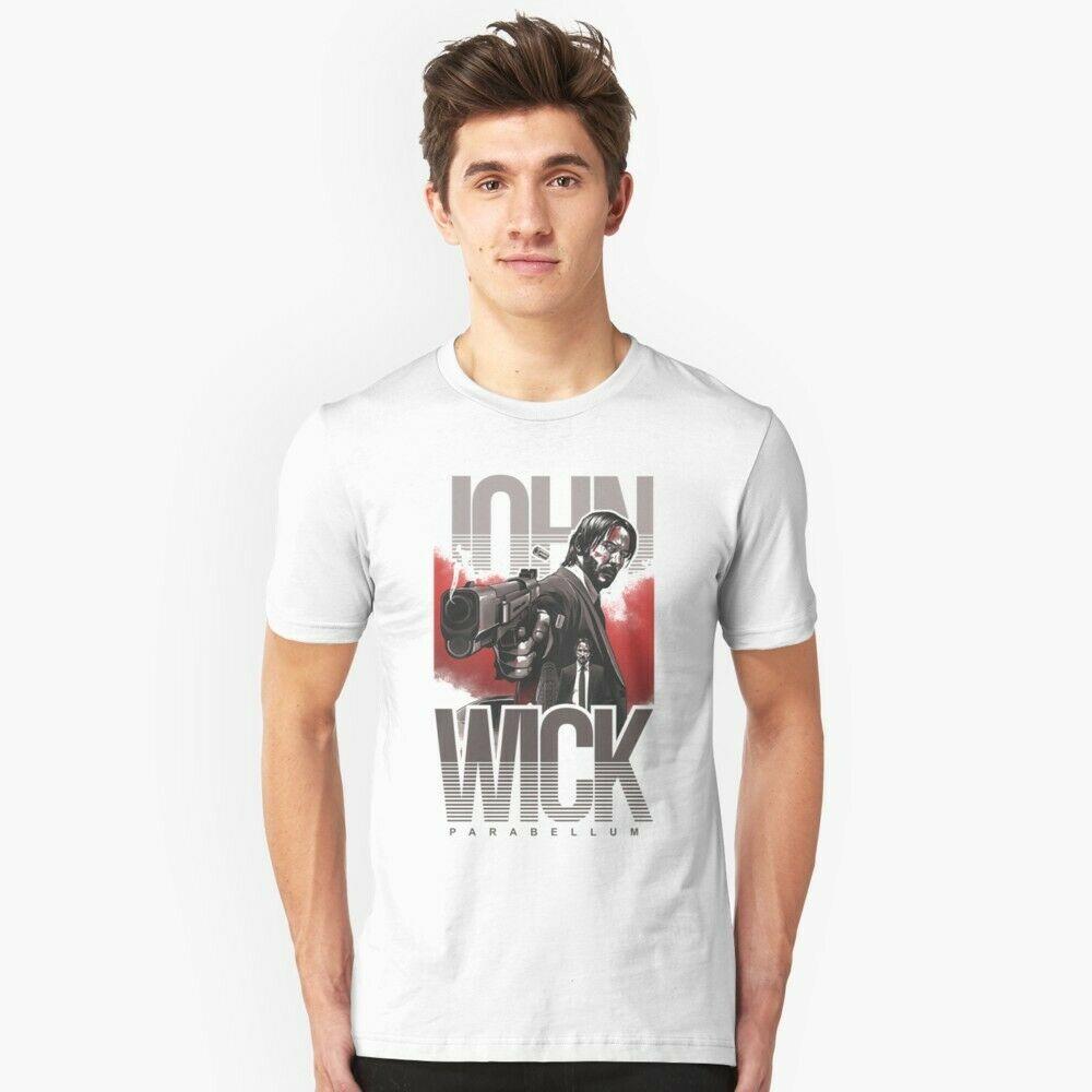 JOHN WICK 3 - Wick parabellum T-Shirt