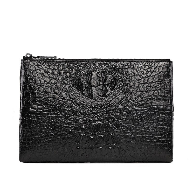 Crocodile Capacity Youth wallets purse Business Affairs Leisure Time Man Package Cross leather women wallet men free shipping
