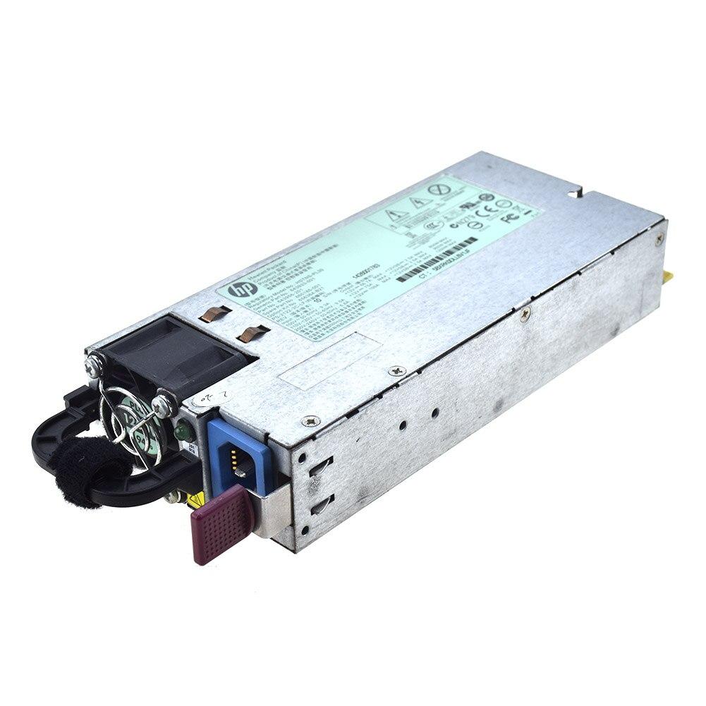1200W ماكس ل HP DL580 Gen8 G8 امدادات الطاقة 660185-001 643956-201 HSTNS-PL30 DPS-1200SB A PSU