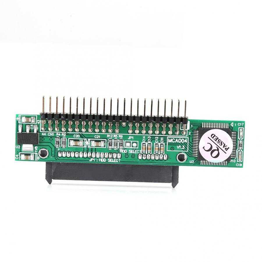Cables de ordenador Micro USB Tarjeta de expansión externa de 2,5 pulgadas tarjeta SATA a IDE controlador de ordenador portátil tarjeta SATA disco duro a IDE