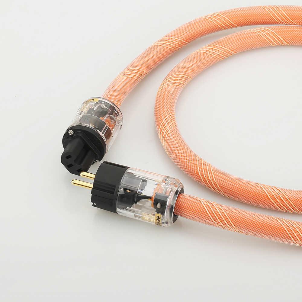 Hifi Audio Een Linn K800 5n Occ Netsnoer Kabel P 029e Eu Power Plug C 029 Iec Connector Power Cable Aliexpress