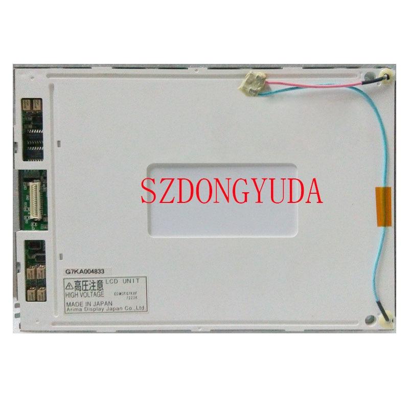 Original 7.4 Inch EDMGRG7KAF CNC Control System LCD Display Screen Panel