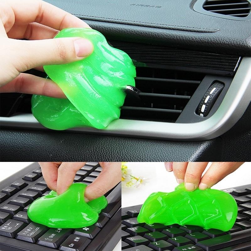 Чистящие Мягкие Пластиковые Автомобильные кондиционеры, грязь для очистки от пыли