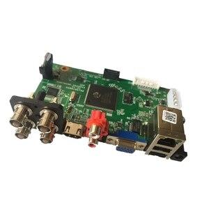 DVR Board 4CH 5M-N Hybird NVR XMEye APP ONVIF 5 IN 1 CCTV Video Recorder Board For AHD/CVI/TVI/CVBS/IP Camera