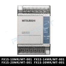 Controlador programable Mitsubishi PLC serie FX1S PLC FX1S-10MR/MT-001 FX1S-14MR/MT-001 FX1S-20MR/MT-001 FX1S-30MR/MT-001