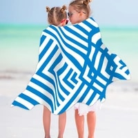 beach bath towel double faced velvet quick drying beach towel printed microfiber beach swimming towel towels quick drying