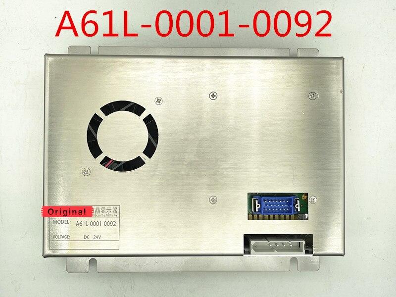 جديد A61L-0001-0092 MDT947B-1A متوافق LCD عرض 9 بوصة ل CNC آلة استبدال CRT مراقب