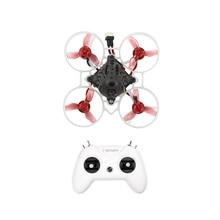 Happymodel Mobula6 1S 65mm sin escobillas BWhoop Drone Mobula 6 RTF 19000KV con LiteRadio 2,4G 12CH 2 transmisor de Radio