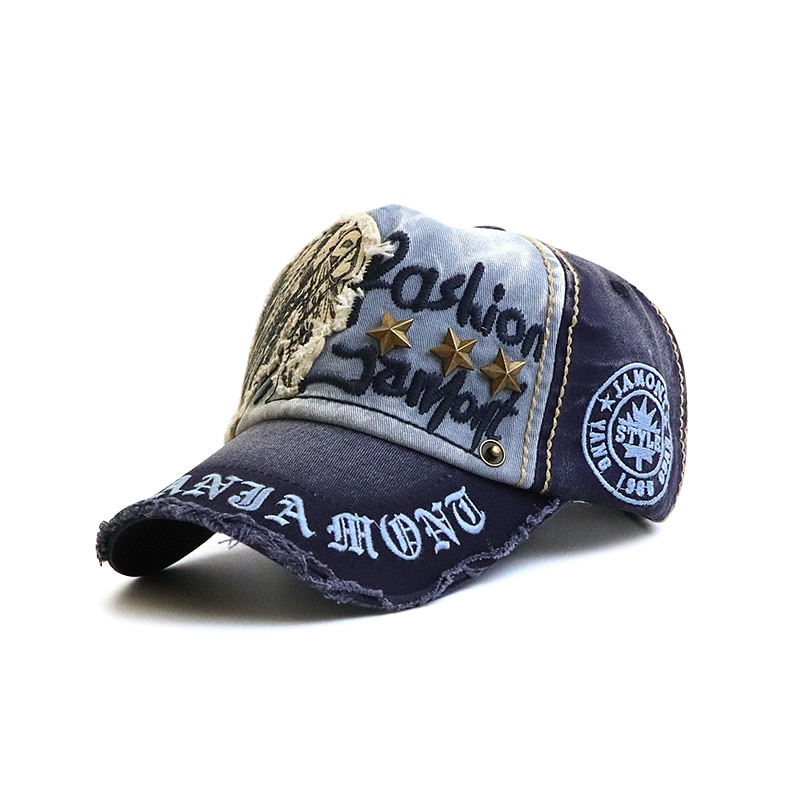 Best-Selling 2021 European And American Men's And Women's Sun Hat Willow Nails Casual Letters Couple