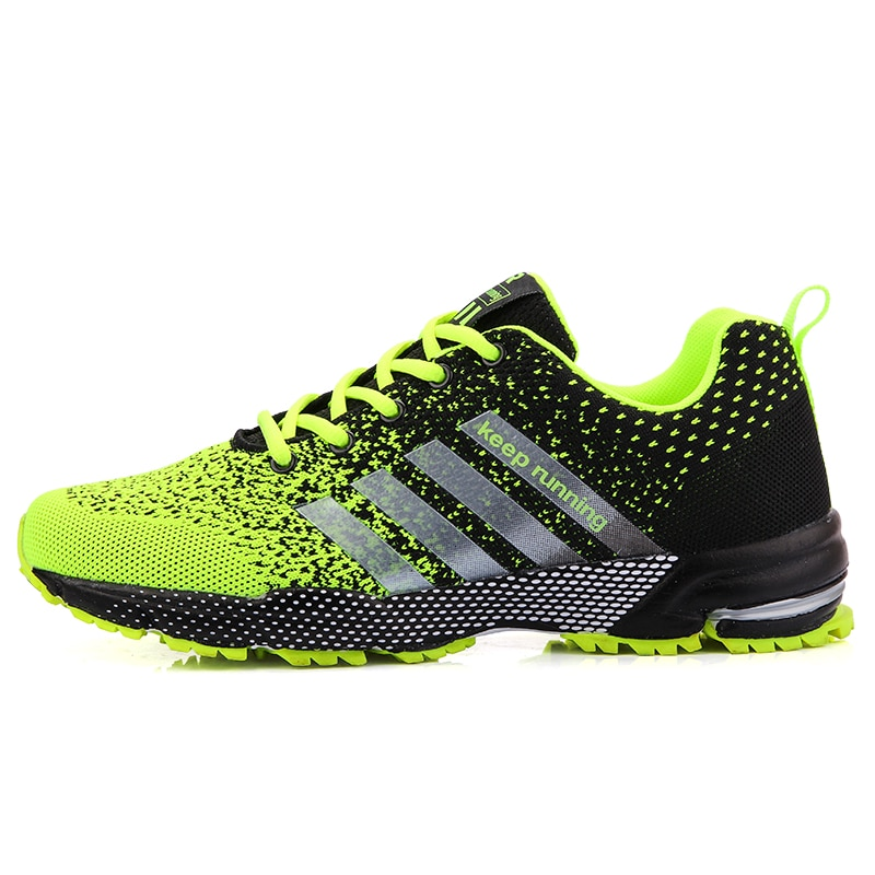 Men Running Shoes Breathable Outdoor Sports Shoes Lightweight Sneakers for Women Comfortable Athletic Training Footwear rax men running shoes lightweight 2019 new style breathable gym running shoes outdoor sports sneakers for man tourism shoes