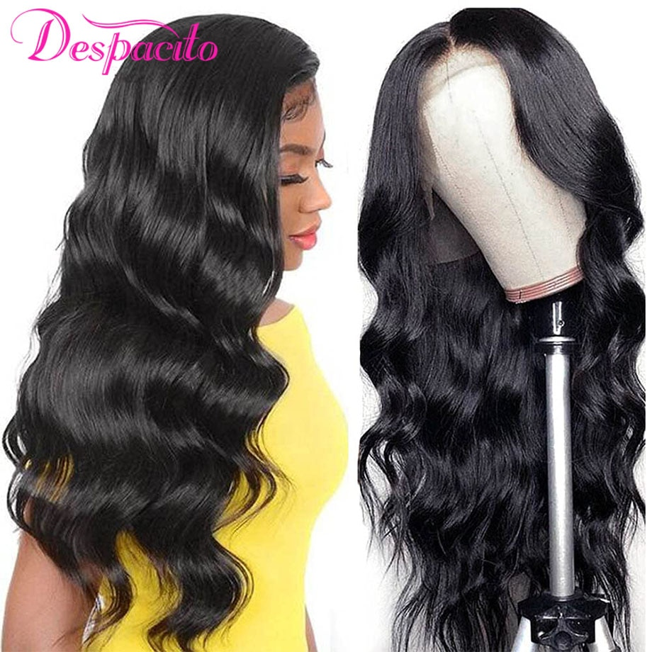 Body Wave 13x4 Lace Front Wig Brazilian 13x1 Short T Lace Wig Cheap Sale 100% Natural Human Hair Wigs For Black Women Ali Expres