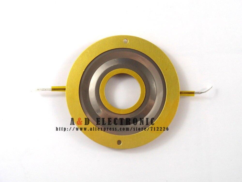 44.4mm  Tweeters Voice Coil Titanium 8Ohm or 16 Ohm For JBL  2404 2404J 2404J-1 2405 2405 2405J