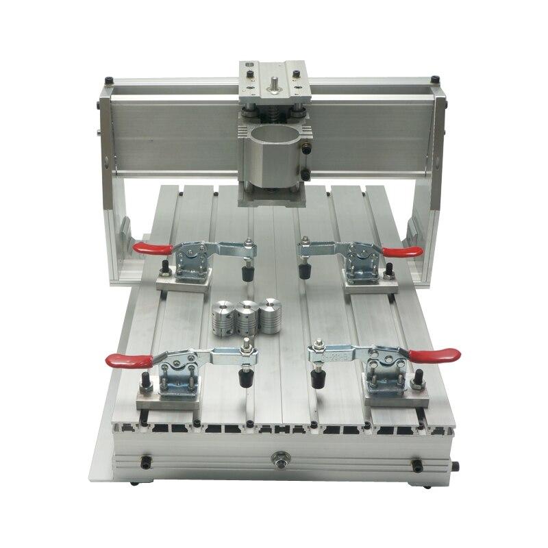 CNC 3040 Z-DQ tornillo de bola diy CNC kit de marco para 30*40 máquina grabadora enrutador cnc
