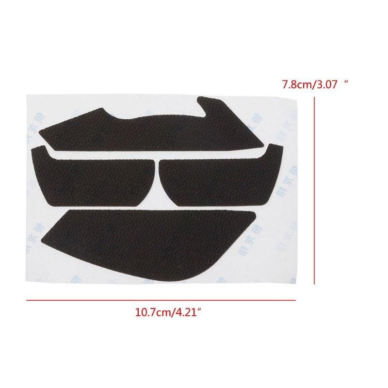 Maus Füße Maus Skates Seite aufkleber Schweiß Beständig Pads Für ZOWIE GETRIEBE S2 7XED
