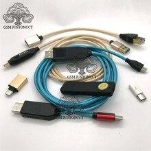 2020 orijinal ahtapot FRP aracı/ahtapot FRP dongle + ahtapot FRP USB UART 2 IN 1 + umf kabloları huawei için Samsung için lg