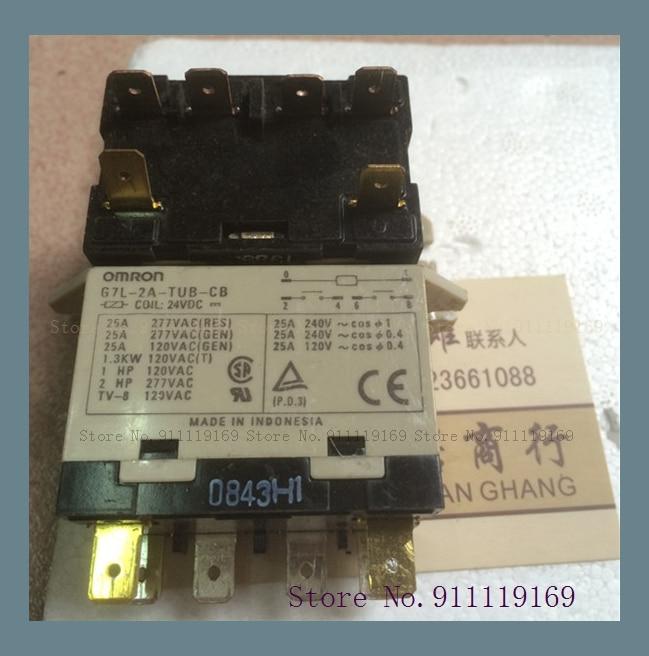 G7L 2A BANHEIRA CB 24VDC