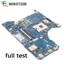 NOKOTION FOR AcCER Aspire 3830 3830TG Laptop Motherboard MBRFN02002 P3MJ0 LA-7121P Mainboard HM65 UM