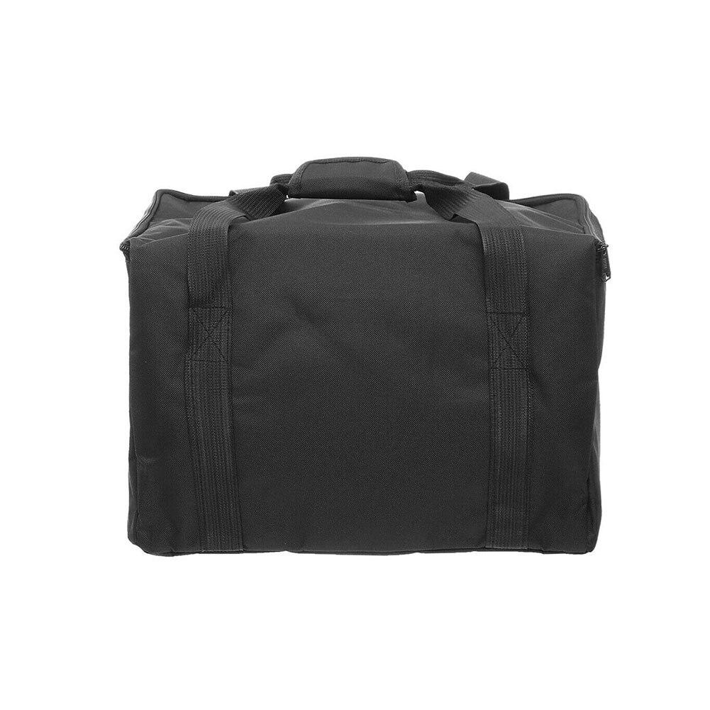 Bolsa portadora de almuerzo con aislamiento, paquete de hielo pícnic, bolsa para comida para llevar mariscos, bolsa para beber, Pies de Pizza, impermeable, portátil, térmica