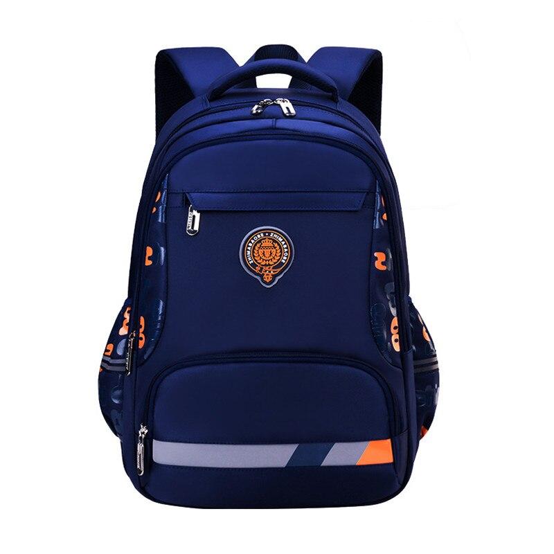 Детские школьные сумки для мальчиков, ортопедический рюкзак, Детские рюкзаки, школьные сумки, рюкзак для начальной школы, Детская сумка, ...