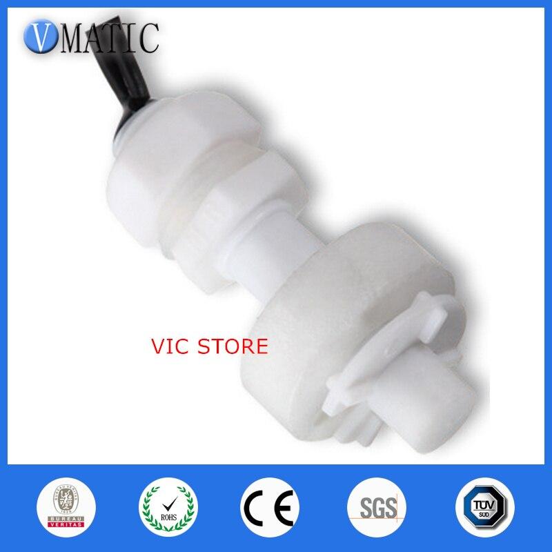 شحن مجاني VC0825-P البلاستيك تعويم نوع التبديل تحكم التبديل الإلكترونية استشعار مستوى المياه الاستشعار