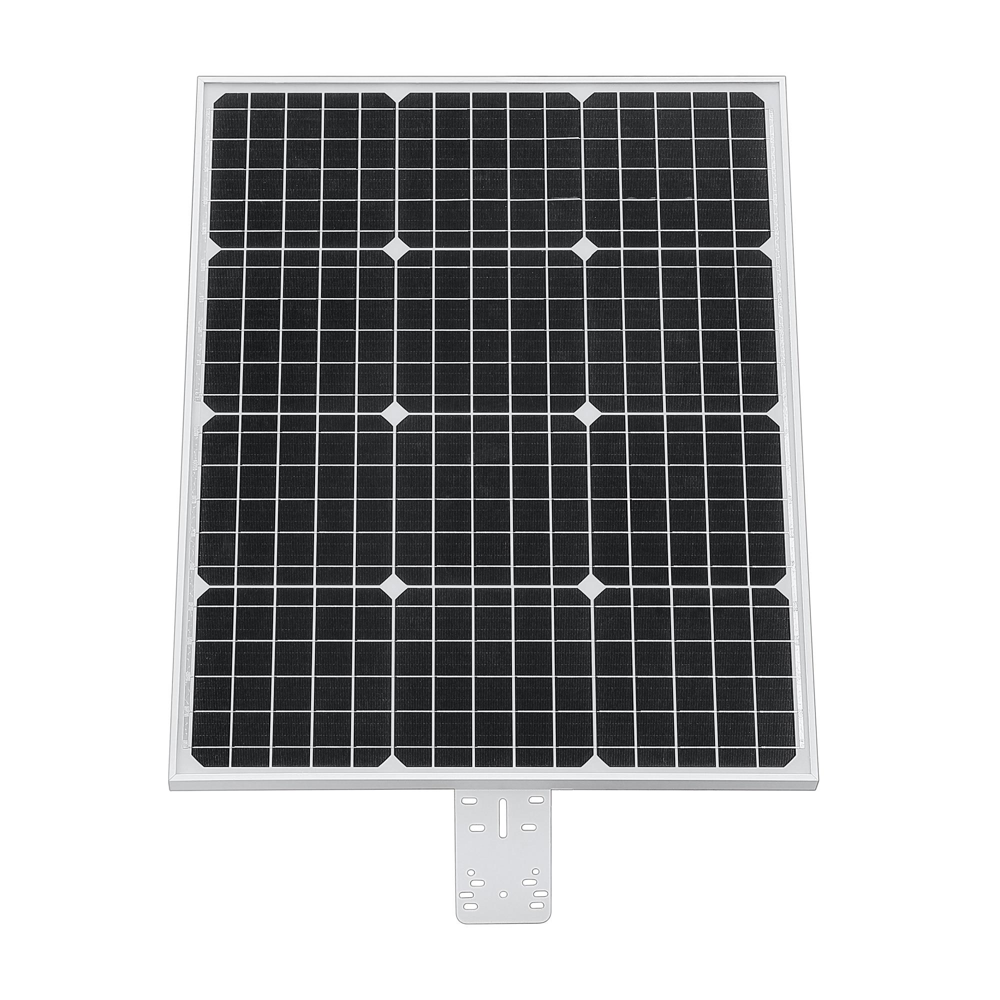 لوح طاقة شمسية مضاد للمياه في الهواء الطلق مع بطارية 40ah تعمل بالطاقة