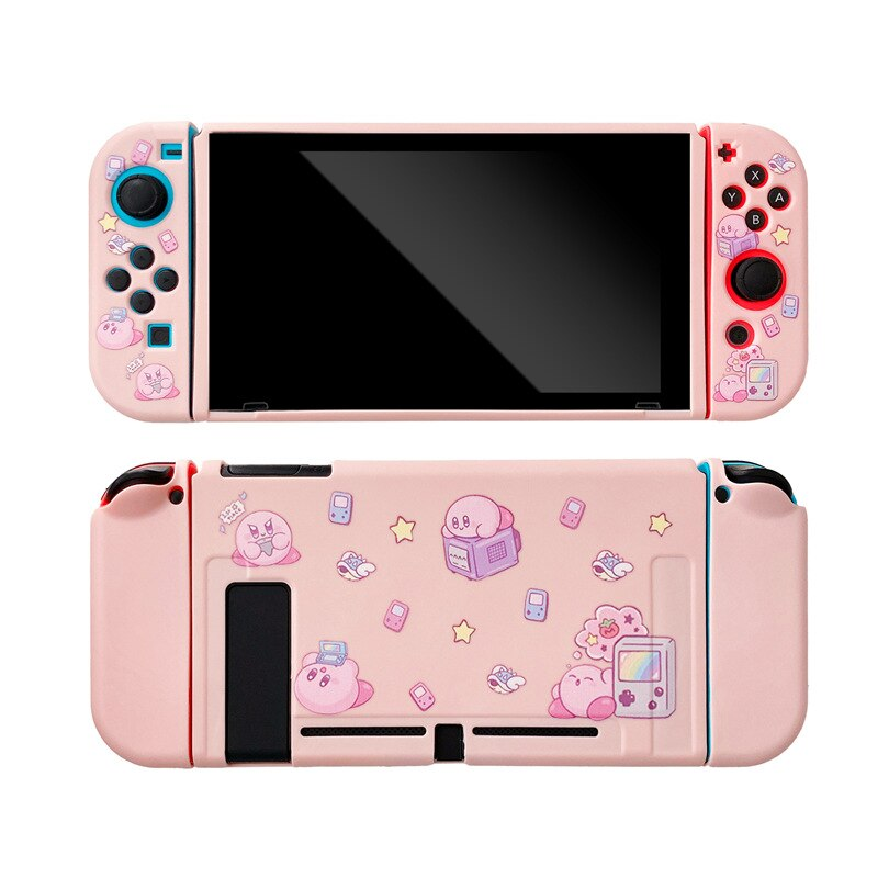 aliexpress.com - For Nintendo Switch Case Soft TPU Full Cover Case  NintendoSwitch Cute Shell Case Accessories Dust-proof