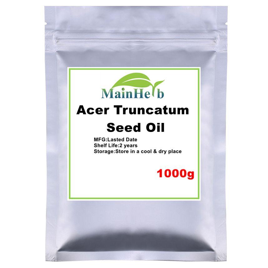 Hot Selling Maple seed oil Nervonic acid, Acer Truncatum Seed Oil Nerve Acid 5% Prevent skin relaxation, beauty,anti-aging