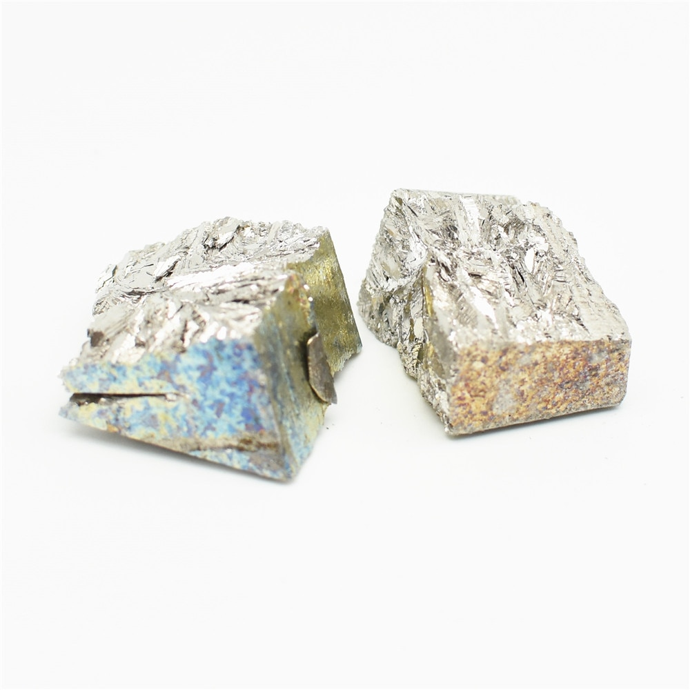 Metal Bismuth Ingot for Element Collection 99.999% Pure Bi DIY Hobbies Crafts Display 100 Grams 5N Purity