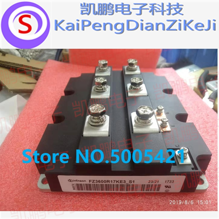 Freeshipping  FZ3600R17KE3 FZ3600R17KE3_S1 MODULE NEW IGBT