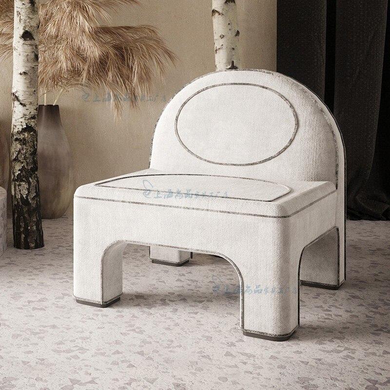 TT مخصص الشمال أريكة صغيرة واحدة الرجعية الحنين أريكة صغيرة غرفة نوم مصمم جديد شخصية الأصالة