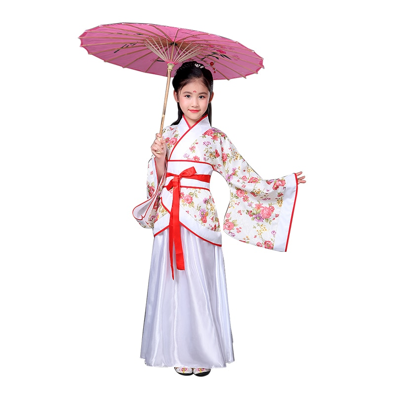Disfraz chino antiguo vestido de hadas para niños niñas chinas antiguas vestido antiguo princesa niños grandes mostrar vestido chino