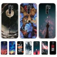 Soft TPU Case For Xiaomi Redmi 9 Case Silicone Phone Case For Xiaomi Redmi 9 Fundas Redmi9 Case Back